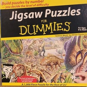 Jigsaw Puzzles for Dummies Puzzle